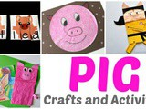 Pig Crafts and Activities for Kids