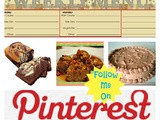 Pinterest Faves: Desserts, Breakfast and Side Dish Recipes