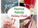 Pinterest faves: Festive Family Holiday Drinks