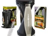 Premium Vegetable Spiralizer Complete Bundle $15.85
