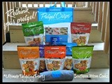 Pretzel Crisps Giveaway and Roasted Garlic Cheese Dip