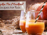 Pumpkin Pie Mocktail Recipe