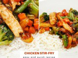 Quick and Easy Chinese Stir-Fry Recipe