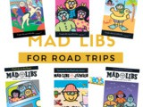 Road Trip Mad Libs for Children
