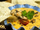 Rotel Dip with Ground Beef Recipe
