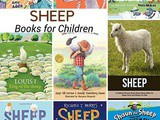 Sheep at the Farm Books for Kids