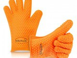 Silicone Heat Resistant bbq and Cooking Gloves $11.99