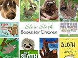 Sloth Books for Kids | Rainforest Unit Study
