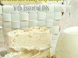 Soothing Homemade Oatmeal and Honey Soap Recipe