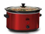 Stainless Steel Slow Cooker $40.00