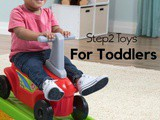 Step 2 Toddler Toys