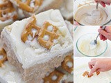 Super Delicious Caramel White Chocolate Fudge Recipe