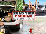 Super Simple Road Trip Packing Tips