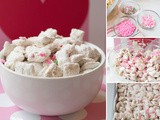 Super Sweet Valentine Puppy Chow Recipe