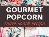 Sweet and Simple Patriotic Popcorn Snack Recipe