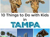 Tampa: 10 Things To Do With Kids
