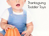Thanksgiving Toys for Toddlers