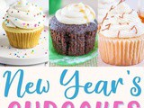 The Perfect Party New Years Cupcake Recipes