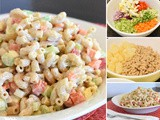Tropical Pasta Salad Recipe