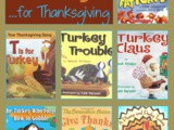 Turkey Books for Kids