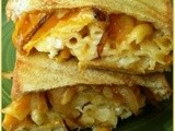 Ultimate Grilled Macaroni and Cheese Sandwich