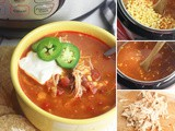 Yummy Instant Pot Chicken Tortilla Soup