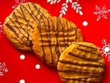 12 Days of Christmas Cookies: Day 8 Peanut Butter Cookies