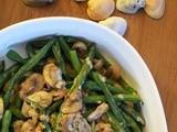 Green Bean Marsala