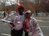 Philadelphia Race Recap & Thanksgiving Throwdown 2012