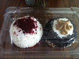 Review: crumbs Red Velvet Cupcake