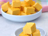 Butternut Toffee Meltaway Fudge