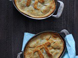 Jackfruit Chile Relleno Pot Pie