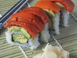Smoky Avocado Roll
