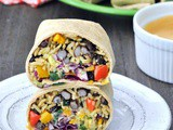 Smoky Tangy Chipotle Lime Burritos