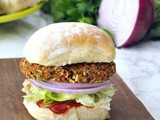 Speedy Black Bean Burgers