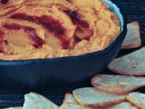 Whipped Lentil Chipotle Dip