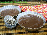 3 Ingredient Microwave Chocolate Fudge