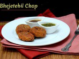 Bhejetebil Chop | How to make Bengali Vegetable Chop