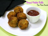 Bread Potato Bonda | How to make Bread Potato Balls
