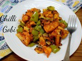 Chilli Gobi | How to make Chilli Gobi