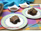 Crazy Chocolate Cake ~ No Egg, Milk, Butter and One Bowl Cake