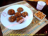 Double Peanut Butter Chocolate Cookies ~ Egg Substitutes in Baking