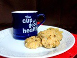 Eggless Chocolate Chip Cookies with Ener-g Egg Replacer