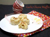 Garlic Cheese Muffins