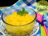 How to make Mango Granita