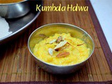 Kumbala Halwa | How to make Pumpkin Halwa