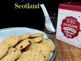 Oatmeal Raisin Cookies from Scotland