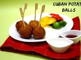 Papas Rellenas | How to make Cuban Potato Balls