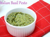 Pesto Recipe | How to make Basic Pesto Sauce