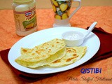 Qistibi | Flatbread stuffed with Potatoes